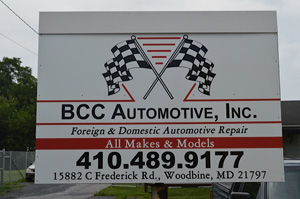 BCC Automotive Auto Repair Woodbine MD